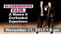 Scarborough Fair, A Simon & Garfunkel Experience