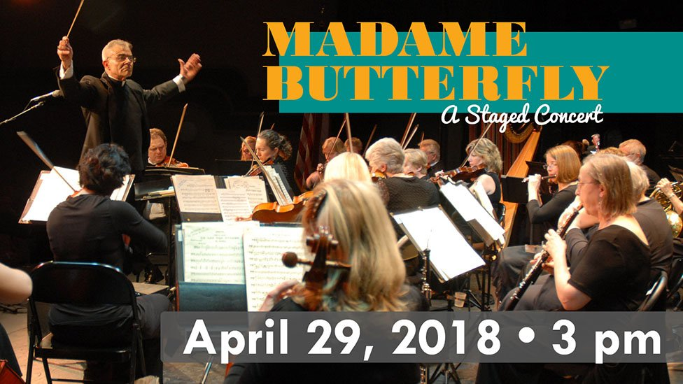 Madame Butterfly - a Staged Concert