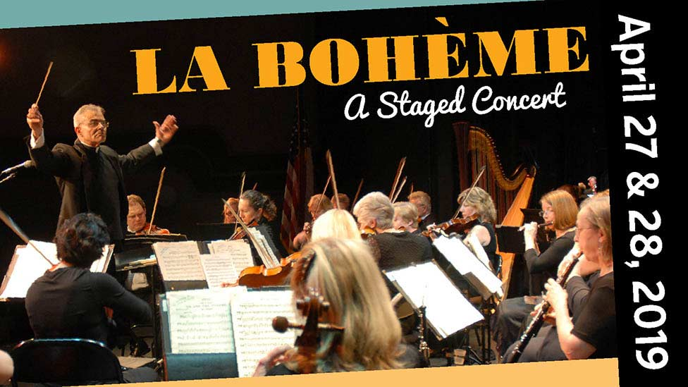 La Bohème - A Staged Concert