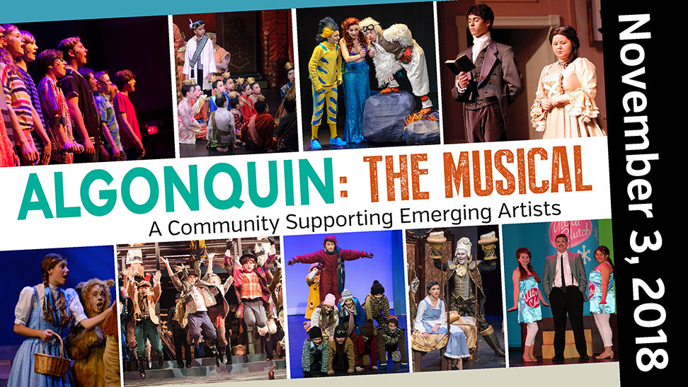 Algonquin: The Musical