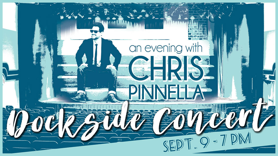 An Evening with Chris Pinnella