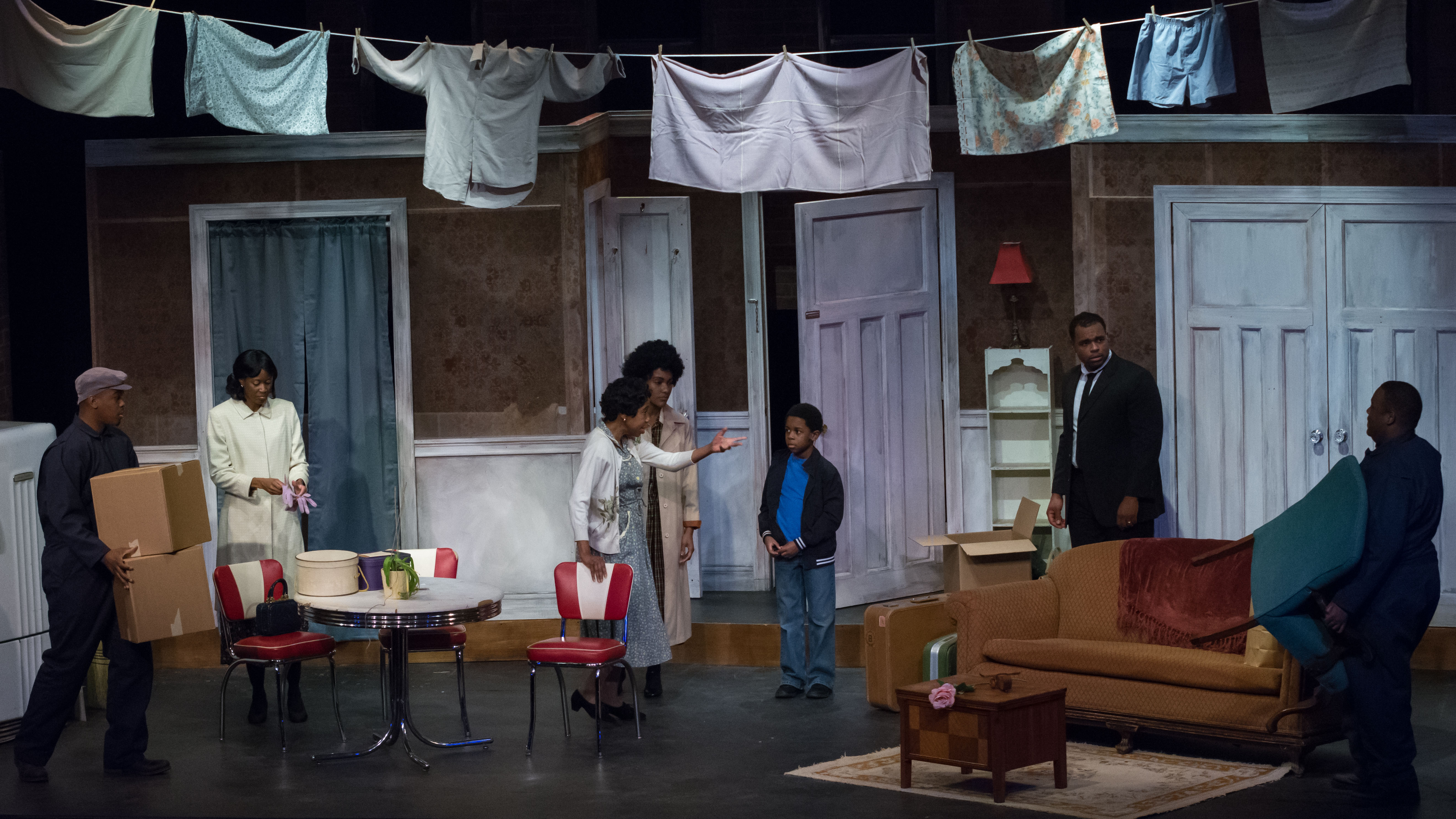 A Raisin In The Sun To Open Friday At The Algonquin